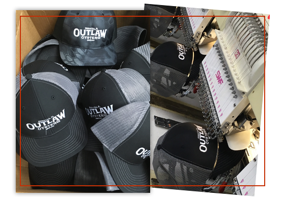 Outlaw Oyster HATS
