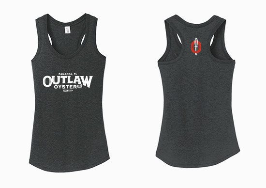 Outlaw Oyster Tank Top Shirt